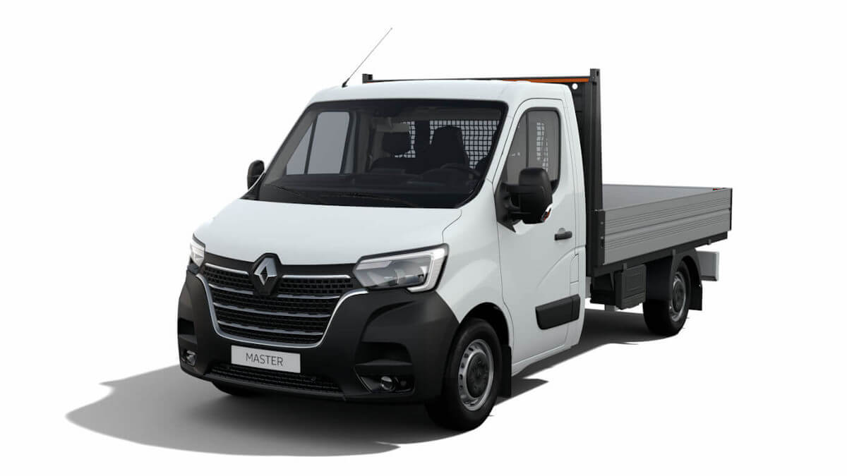 Renault MASTER Шаси кабина